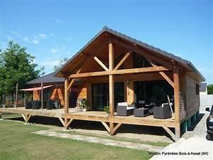 Maison En Bois En Kit Tarif : maison ossature bois en kit pas cher ~ Premium-room.com Idées de Décoration