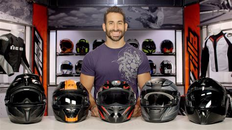 Fall 2014 Motorcycle Helmet Buying Guide At Revzilla.com