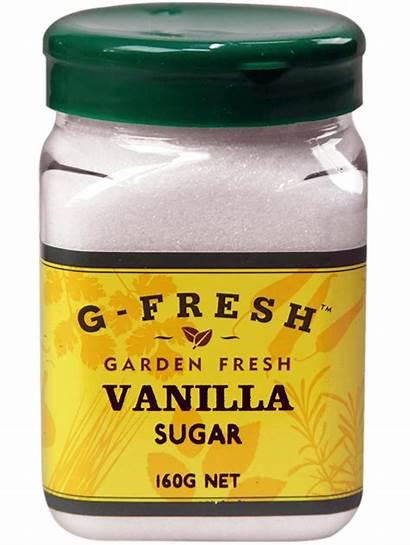 Sugar Vanilla Onion Salt Traditional Gfresh Jars