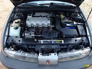 1997 Saturn S Series Sl Sedan Engine Photos