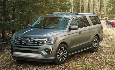 2018 Ford Expedition, The Light Suv With Modern Technology