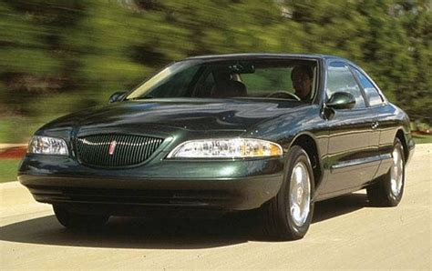 how things work cars 1998 lincoln mark viii lane departure warning used 1998 lincoln mark viii coupe pricing for sale edmunds