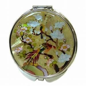 Miroir à Main : miroir main grossissement ~ Teatrodelosmanantiales.com Idées de Décoration