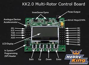Help To Connect Wires To Kk2 1 5