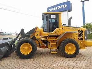 Used Volvo L60f Wheel Loaders Year  2010 For Sale