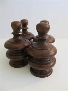 bed post finials wooden finials wood finials wood bed