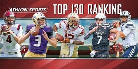 College Football Rankings Top 130 Teams