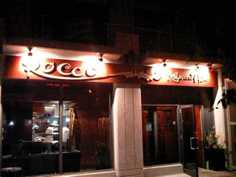 rocco restaurant  bar  lakeshore blvd toronto mimico