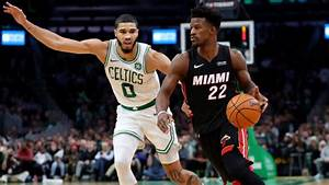 nba playoffs 2020 miami heat vs boston celtics series