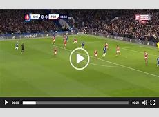 Video FA Cup magic as Morata scores for Chelsea