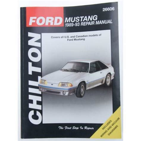 free auto repair manuals 2006 ford mustang free book repair manuals chilton repair manual mustang ebay