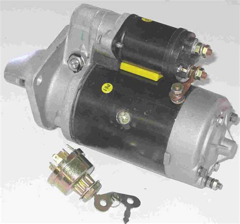 1964 ford tractor starter solenoid wiring diagram 49