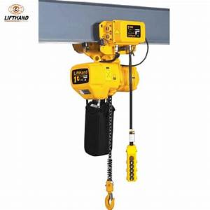 1t Chain Hoist With Trolley