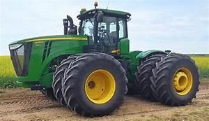 John Deere 9460r Tractor Specs