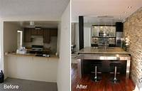 kitchen remodel before and after Kitchen Planning and Design :: Kitchen remodeling in a down economy – part 1.