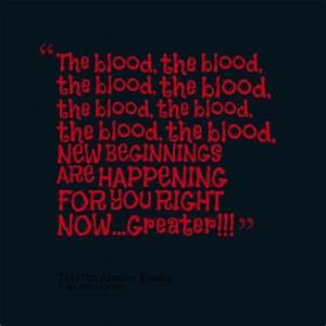SHEDDING BLOOD Quotes Like Success