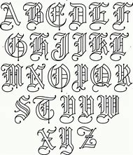 Best old english letters ideas and images on bing find what you old english letters alphabet altavistaventures Gallery