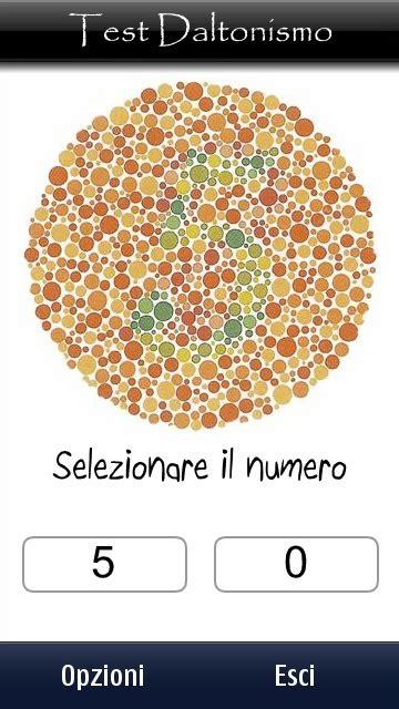 test di daltonismo test per il daltonismo sui symbian touch nokioteca