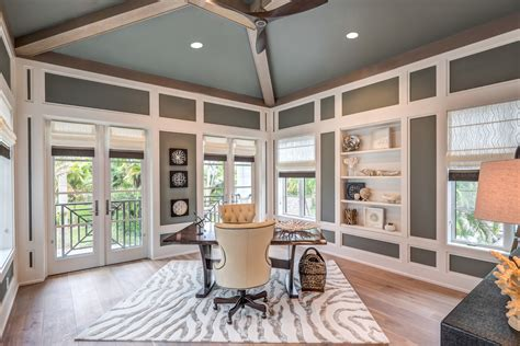 21+ Gray Home Office Designs, Decorating Ideas  Design. Decorative Ladders. Staging Home For Sale. Large Ottoman Coffee Table. Cost Of Painting Kitchen Cabinets. Craftsman Shed. Laundry Room Colors. Mirror Wall Tiles. Cabinets Utah