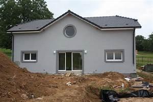 facade maison grise et blanche evtod With facade maison grise et blanche
