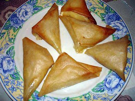 recettes de cuisine simple et rapide recette de feuilles de brick au poulet et camenbert