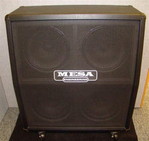 mesa boogie cabinet 4x12 mesa boogie 4x12 rectifier standard slant cabinet reverb