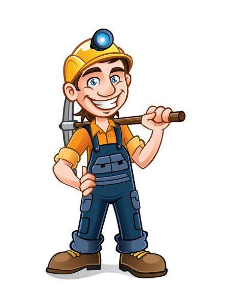 construction worker stock vector  rivansyamseller