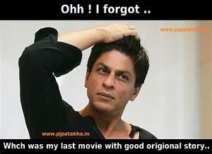 SRK funny meme - PJ PATAKHA