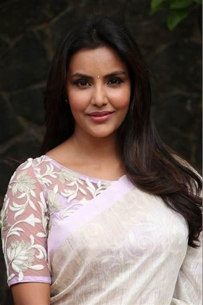 Priya Anand Saree Actress Tamil Stills Boobs
