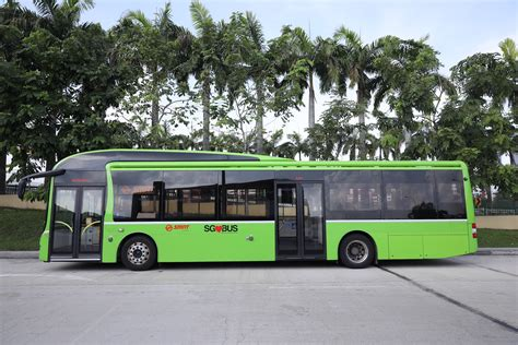 Free Travel On National Day On Sbs Transit And Smrt Bus