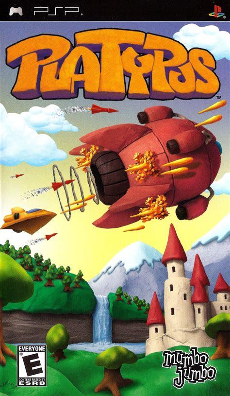 Platypus Psp Game