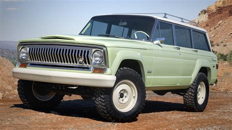 jeep wagoneer roadtrip top speed