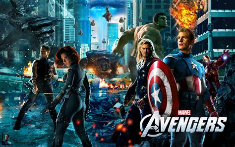 """Analyzing """"the Avengers"""" Posters"""