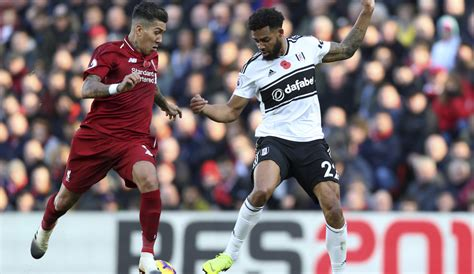 Here's everything you need to know about this one. Fulham vs Liverpool live stream: Watch Premier League ...
