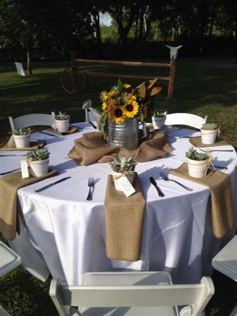 western table decorations ideas  pinterest