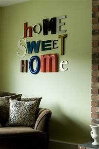 sweet home entry ways and giant letters on pinterest With home sweet home wall letters