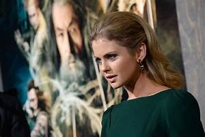 Rose McIver - The Hobbit: The Desolation Of Smaug premiere ...