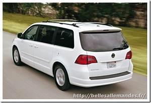 Monospace Volkswagen : routan un nouveau monospace vw touranpassion ~ Gottalentnigeria.com Avis de Voitures