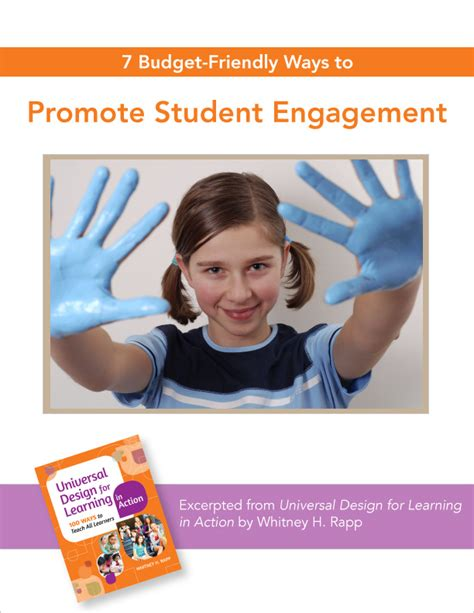 7 Budgetfriendly Ways To Promote Student Engagement A