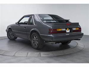 1986 Ford Mustang SVO for Sale | ClassicCars.com | CC-1200717