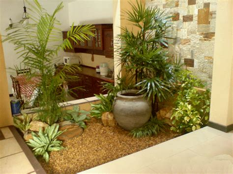 small indoor garden design ideas