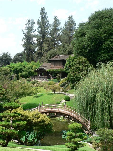 file japanese garden at huntington library jpg