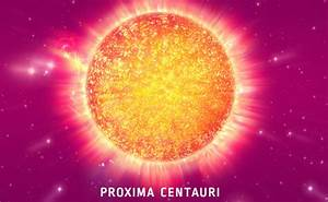 Proxima Centauri - Star Facts - Online Star Register