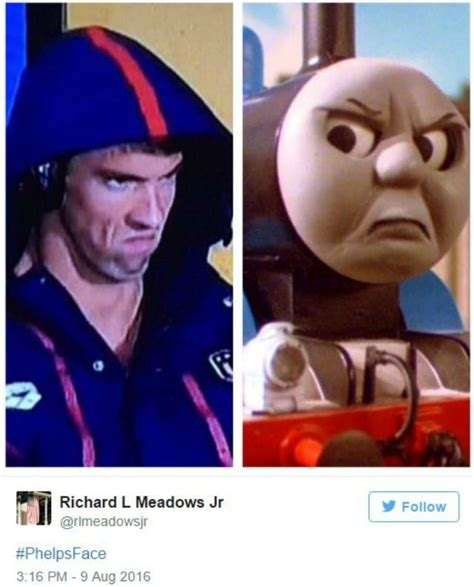Michael Phelps Memes - the angry michael phelps meme is the best thing in the funny pinterest michael phelps
