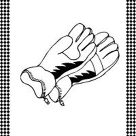 pair  gloves flash card