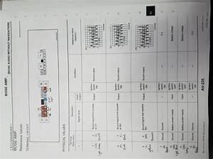 09-11 Bose  No-nav Wire Harness Diagram