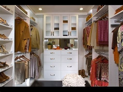 great custom closet design ideas  pictures youtube