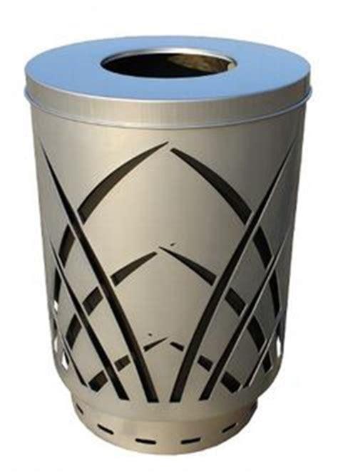 designer trash can 1000 images about decorative trash cans on