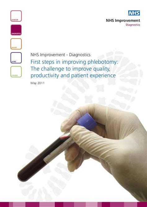 steps  improving phlebotomy  challenge