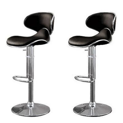 chaise de bar confortable chaise de bar avec dossier design x2 elite chaises de